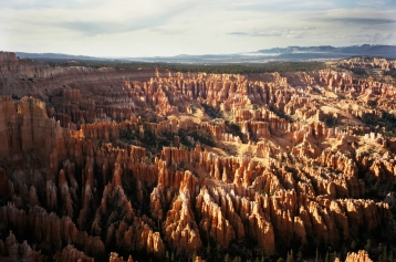 Bryce Canyon 35mm film