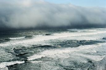 OR coast Storm Cloud