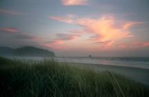 Tillamook Bay Sunset