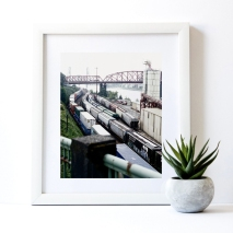 Braoadway_Trains_framed_C