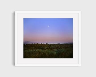 MoonRise_framed