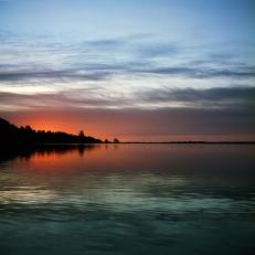 NYE Sunset